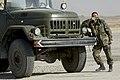 ZiL-131 fuel truck in Afghanistan, 2008.jpg