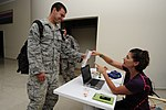 Zika testing for NEW HORIZONS personnel 160607-F-UU025-270.jpg