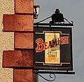 """Beamish"" sign, Belfast - geograph.org.uk - 2367627.jpg"