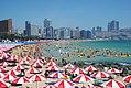 """""""Hae-Un-Dae"""" Beach, Sunny Day.(Busan City, Korea) (8661277231).jpg"""