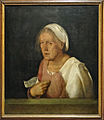 """La Vieille"" de Giorgione (Accademia, Venise) (8103548099).jpg"