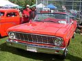 '64 Ford Falcon Convertible (Rassemblement Rigaud '13).JPG