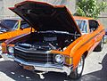 '72 Chevrolet Chevelle Coupe (Auto classique Showtime Muscle Cars '12).JPG