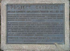 Project Gasbuggy