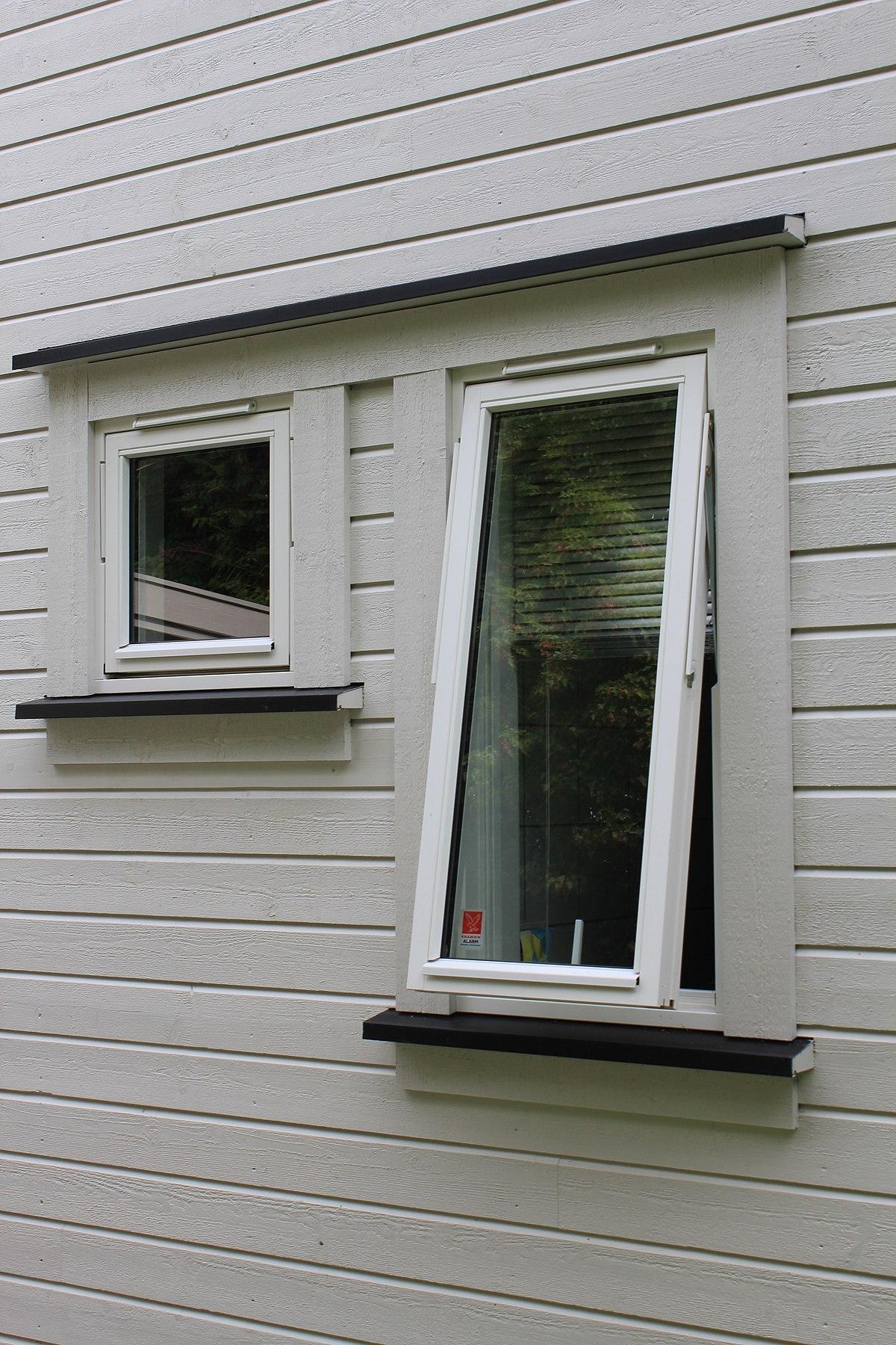 awning window - Wiktionary