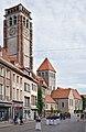 Église Saint-Brice pendant la grande procession de Tournai (DSCF8683).jpg