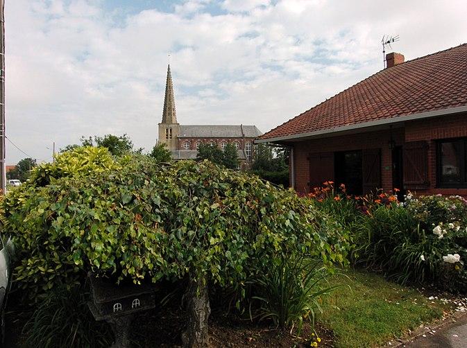 Église Saint-Denis de Noordpeene