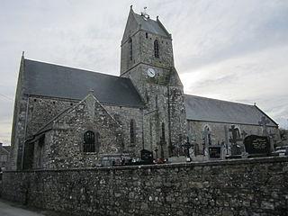 Saint-Denis-le-Vêtu Commune in Normandy, France