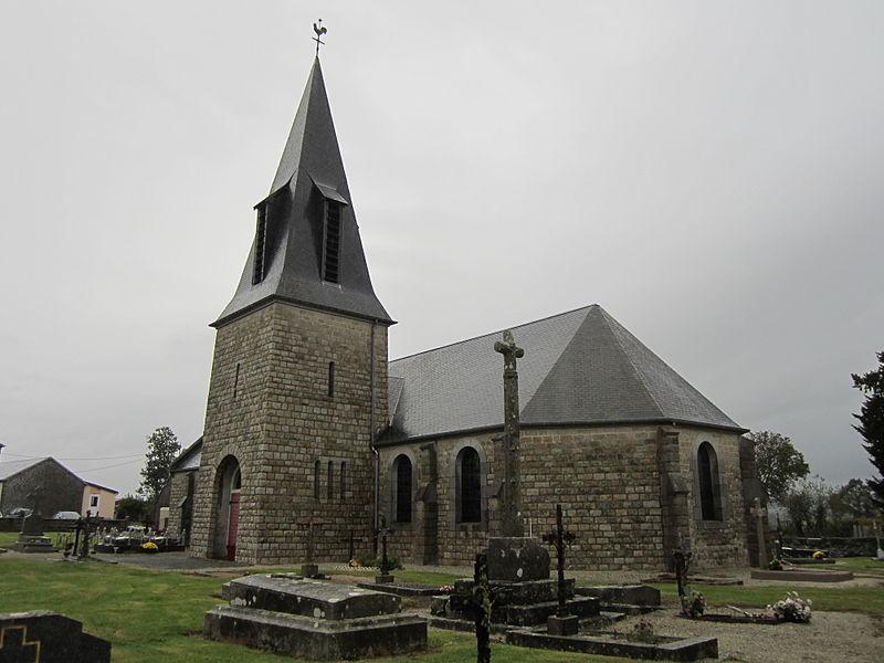 Le Mesnil-Tôve, Manche