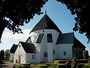 Østerlars Churh, Bornholm