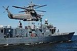 Ćwiczenia 3 Flotylli Okrętów 02.jpg