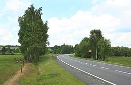 Číhaň, road No. 187.jpg