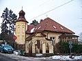 Černošice, Střední a Lermontova, vila čp. 354.jpg