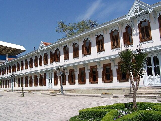 Yıldız-Palast
