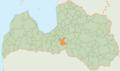 Ķeguma novada karte.png