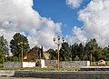 Братська могила радянських воїнів, Требухівці DSC 0973.jpg