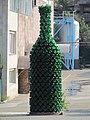 Бутылка из бутылок ))). Новый Свет. Крым. Август 2010 - panoramio.jpg