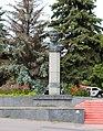Вінниця, Пам'ятник герою Радянського Союзу І. В. Бевзу, вул. Соборна.jpg