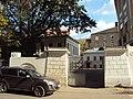 Града с воротами по Милютинскому переулку 03.JPG