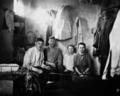 Две семьи рабочих кондитерской фабрики снимают угол в комнате.png