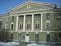 Дом жилой. Проспект Победы, 2, Озерск, Челябинская область. Ризалит.jpg