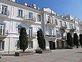 """Здание бывшего """"Гранд- Отеля"""" на набережной Назукина в Балаклаве.JPG"""