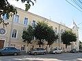Здание медуниверситета на ул. Полонского, вид с улицы Полонского.JPG