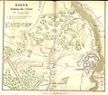 Карта битвы под Нарвой в 1700г. Хромлит. Иванова, Изд.(p)1883г.jpg