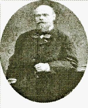 Marie Bashkirtseff - Mary's father, Konstantin Pavlovich