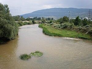 Lepenac - Lepenac through Macedonia