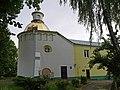 Луцьк - Хрестовоздвиженська церква P1080068.JPG