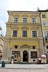 Львів, житловий будинок (Кам'яниця Бандінеллі) — будинок в якому була організована регулярна пошта, Ринок пл. 2.jpg