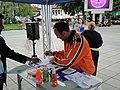 МК избори 2011 01.06. Охрид - караван Запад (5787476369).jpg