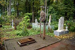 Схема егошихинского кладбища