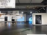 Общий вид экспозиции «Избирательное сродство», куратор Виктор Мизиано, ГЦСИ, Москва.jpg