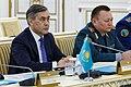Официальный визит Министра обороны Российской Федерации генерала армии Сергея Шойгу в Астану 01.jpg