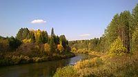 Ранняя осень. Река Великая.jpg
