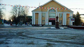 Sudzha, Kursk Oblast Town in Kursk Oblast, Russia