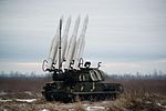 Українські військовослужбовці непорушно стоять на захисті повітряних кордонів держави (31862270511).jpg