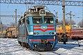 Электровоз ВЛ40У-1081.2 (ТЧ-2 Котовск), станция Жмеринка, 13.01.2013. - panoramio.jpg