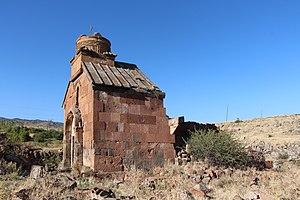 Artavazik Church - Image: Բյուրական ԵԿԵՂԵՑԻ ԱՐՏԱՎԱԶԴԻԿ17 17