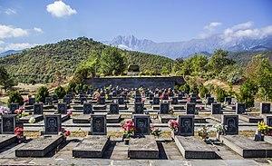 Գերեզմանոց՝ Արցախյան պատերազմում զոհված կապանցիների