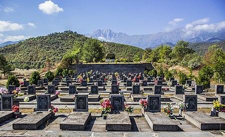 Գերեզմանոց՝ Արցախյան պատերազմում զոհված կապանցիների.jpg