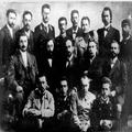 ווייצמן בין מנהיגי הציונות בחרקוב ( 1902) .-PHPS-1338421.png