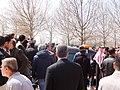 صلاة الجنازة على الشيخ حارث الضاري في مسجد الحسين بن طلال في حدائق الحسين بعمان 15.JPG