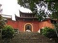 三祖寺上院山门 - Gate of Upper House of Sanzu(The Third Patriarch) Buddhist Temple - 2010.07 - panoramio.jpg