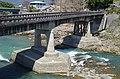 丹生川に架かる橋 五條市丹原町にて 2014.3.28 - panoramio.jpg