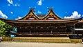 吉備津神社本殿 - panoramio.jpg