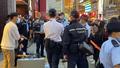 團體設街站展示港人自由受侵犯 被警方截查 20210415.png