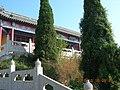 寿县八公山国家森林公园景色-药王殿 - panoramio.jpg